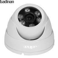 GADINAN ONVIF Metal Housing IP66 Wide Angle 2.8mm Lens H.264 720P 960P H.265 1080P 3516CV300 VandalProof Anti vandal IP Camera