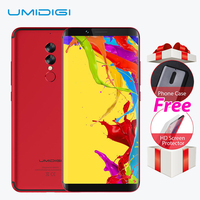UMIDIGI S2 Lite 18 9 Smartphone 6 Inch Face ID Touch Android 7 0 Celular 4GB
