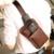 Cavalo louco Saco Marca Ombro Homens Pacote Peito Estilingue Único cinta Pacote de Saco Saco de Viagem dos homens de Couro Moda Mochila No Peito saco