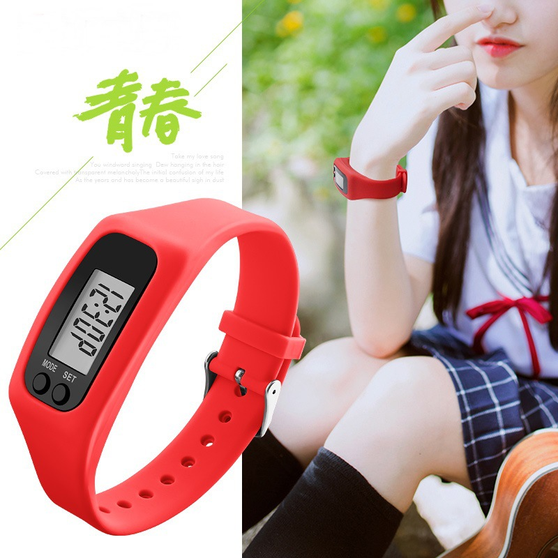 Kids Watch Digital Bracelet Running Timer Boy Girl Electronic Children Watches Kid Gift Montre Enfant Garcon Zegarek Dzieciecy