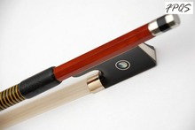 Nickel Silver Parts Brazil wood Octagonal Stick violin bow FP950B 1/8