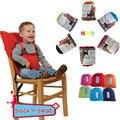 2016 cadeira crianças cadeira de criança portátil assento infantil portátil assento de segurança dobrável cinto de alimentação