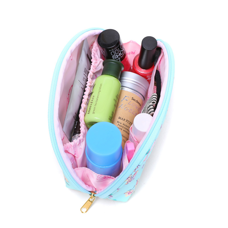 WULEKUE PVC waterproof Cosmetic Bag Smal