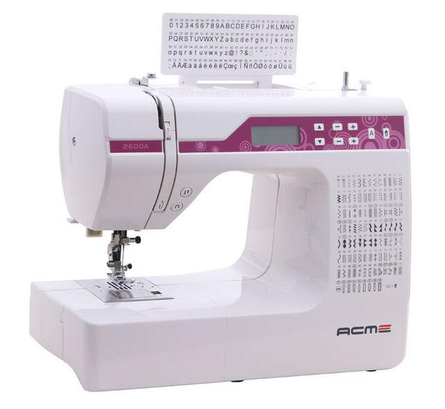 Haushalt elektronische multifunktionale nähmaschine JH2600a/acme ...