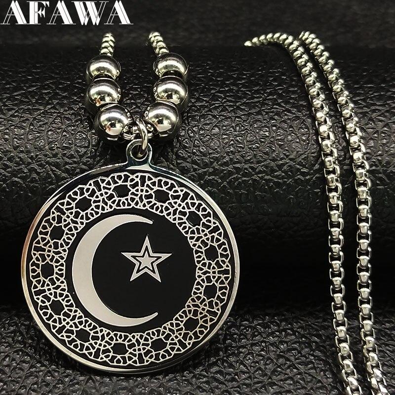 collier femme islam