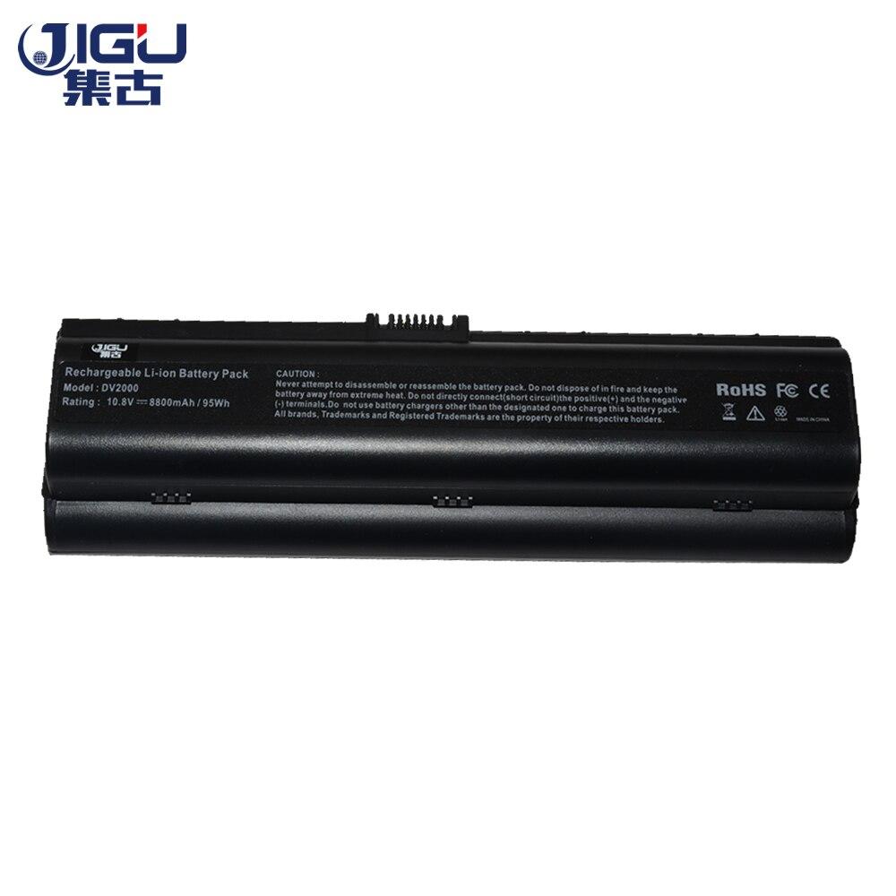 JIGU 12 Cell Laptop Battery For HP Pavilion DV2700T DV6300 DV6200  DV6500 DV6600 DV6500T DV2800T DV6000 DV6000T DV6000Z DV6100