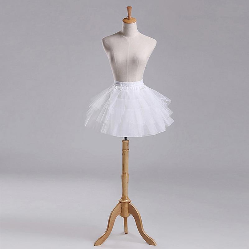 100% Wahr Frauen Mädchen Mini Kurze Organza Party Rock Petticoat Unterrock Hochzeit Prinzessin Kleid Hort Petticoats Tutu Unterrock Für Kinder So Effektiv Wie Eine Fee