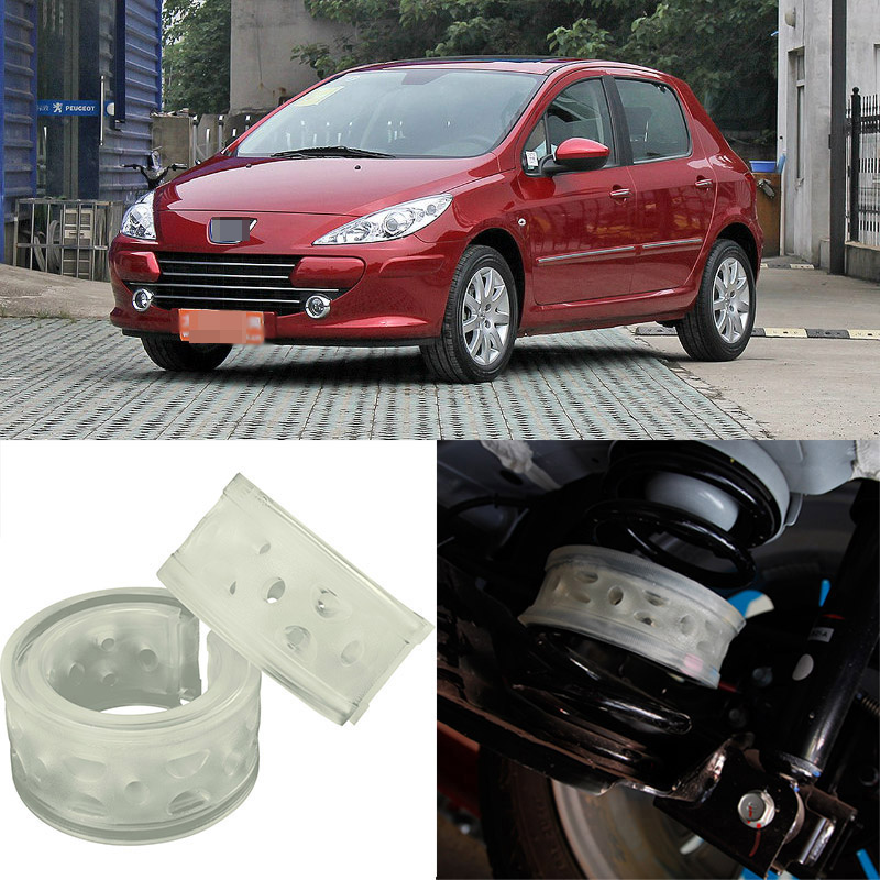 For Peugeot 307 High Quingity Front /Rear Car Auto Shock Absorber Spring Bumper Power Cushion Buffer  high quality front rear car auto shock absorber spring bumper power cushion buffer for honda cr v