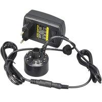 Wysokiej jakości 12 świateł 24V nebulizator głowica rozpylacza ultrasoniczny dyfuzor nawilżacz powietrza ultradźwiękowy parownik w Nawilżacze powietrza od AGD na