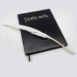 Аниме тема Death Note косплей записная книжка новая школа большой записной журнал Хэллоуин вечерние для девочек или мальчиков Прекрасный модны...
