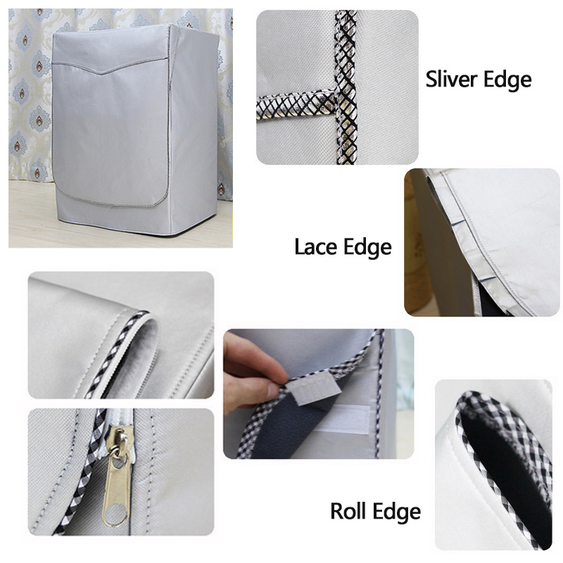 SRYSJS Household Washing Machine Covers Home Waterproof Cleaning Organizer Wholesale Accessories Gear Supplies