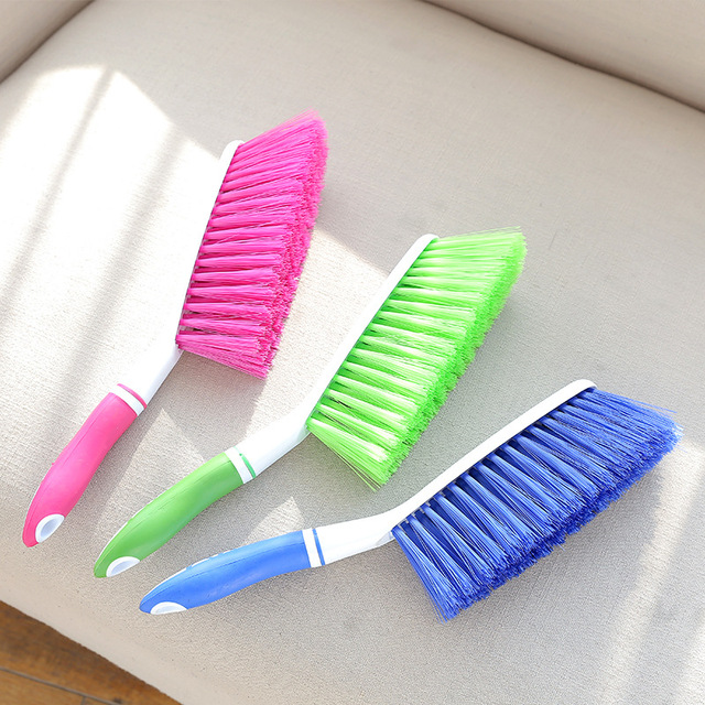 YangPing 1pcs Randomly Color Multifunction Dust Cleaner Dirt Remover Dust Brush Window Cleaner for Curtains Home Cleaning Tools