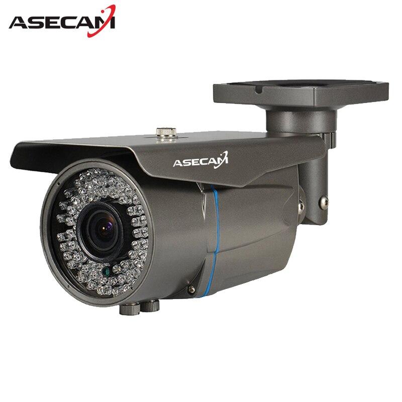 4mp Full HD CCTV зум 2.8 ~ 12 мм объектив безопасности с переменным фокусным расстоянием AHD Камера 78 * светодиодный инфракрасный открытый Водонепрониц...