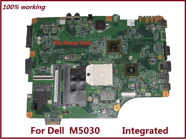Prix pour Ordinateur portable carte mère Pour Dell Inspiron M5030 Carte Mère 3 03PDDV DP/N CN-03PDDV 03 03PDDV 3 03PDDV pour AMD cpu Testé 100%