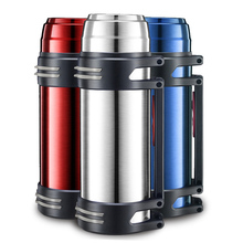 304 Stainless Steel Thermos 1.2L/1.6L/2L/2.5L/3L Termos Coffee Vacuum Flasks Thermoses Travel Thermos Bottle 304 stainless steel thermos 1000ml 2000ml termos coffee vacuum flasks thermoses travel thermos bottle stainless steel thermo pot