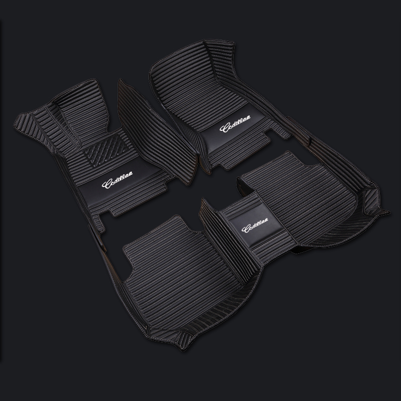 TENGRUI Custom Car Floor Mats High-end Chinese Embroid for LAND ROVER RANGE ROVER SPORT VELAR EVOAUE DISCOVERY series Floor Mat