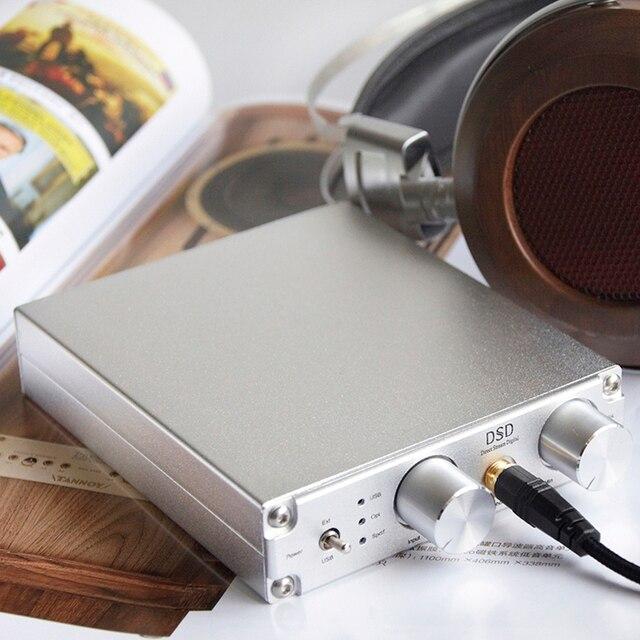 SaoMai Аудио Портативный USB HIFI Усилитель Для Наушников С Цап DSD1796 Поддержка OTG DSD256 PCM384K Коаксиальный Оптическое Волокно Громкий Голос