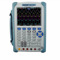 Digital Oscilloscope DSO1122S Handheld Isolated Scopemeter 120MHz 1GS S 2M Memory DMM USB 120MHz 1GSa S