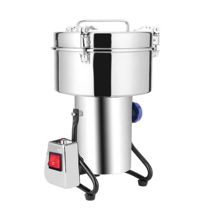 Coffee Grinders 4500 grams of traditional Chinese medicine large crusher commercial wugu mill sanqi powder machine grinding mach