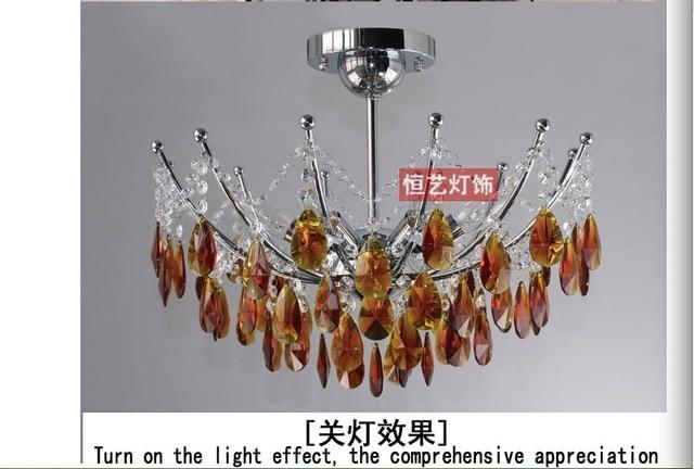 Kronleuchter Luster ~ D mm moderne kristall kronleuchter leuchte kristall