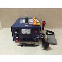 DX 50A 0 5 30A 300W Desktop Laser Spot Welding Hand Held Pulse Spot Welder Welding