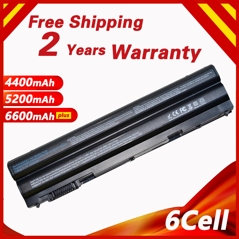 Laptop Battery YKF0M HCJWT P9TJ0 For Dell <font><b>E5420</b></font> E5420m E5430 E5520 E5520m E5530 E6120 E6420 E6430 E6520 E6530 Vostro 3460 3560 image