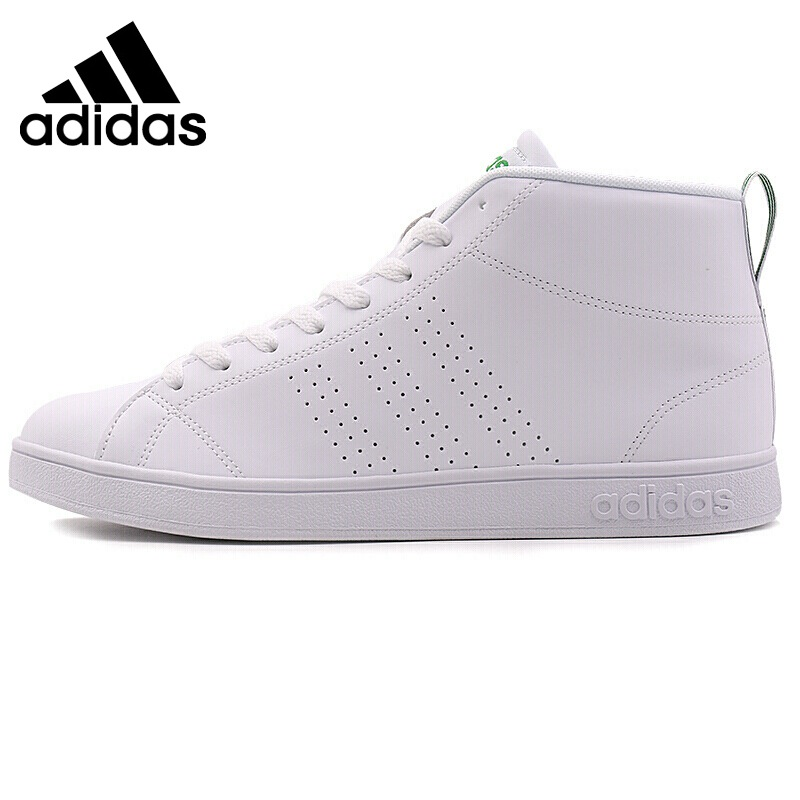 Original New Arrival Adidas NEO Label ADVANTAGE CL MID Men's Skateboarding Shoes Sneakers new time cl е830