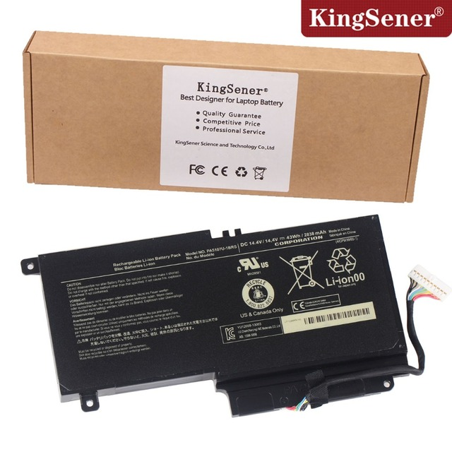 Original PA5107U PA5107U-1BRS Battery for Toshiba Satellite L45 L45D L50 S55 P55 L55 L55T P50 P50-A P55 S55 S55-A-5275 S55-A5294