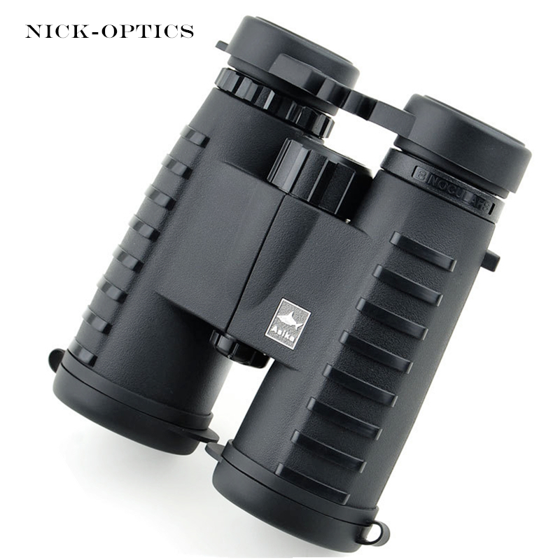 Sika binoculars 10x42 Powerful Compact hd Binocular Professional Hunting telescope military for Outdoor lll night vision scope купить