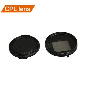 Image 5 - Professional 52mm UV Filter for GoPro Hero 5 6 7 Black Action Camera with Lens Cover Mount For Go Pro 7 6 Accessories