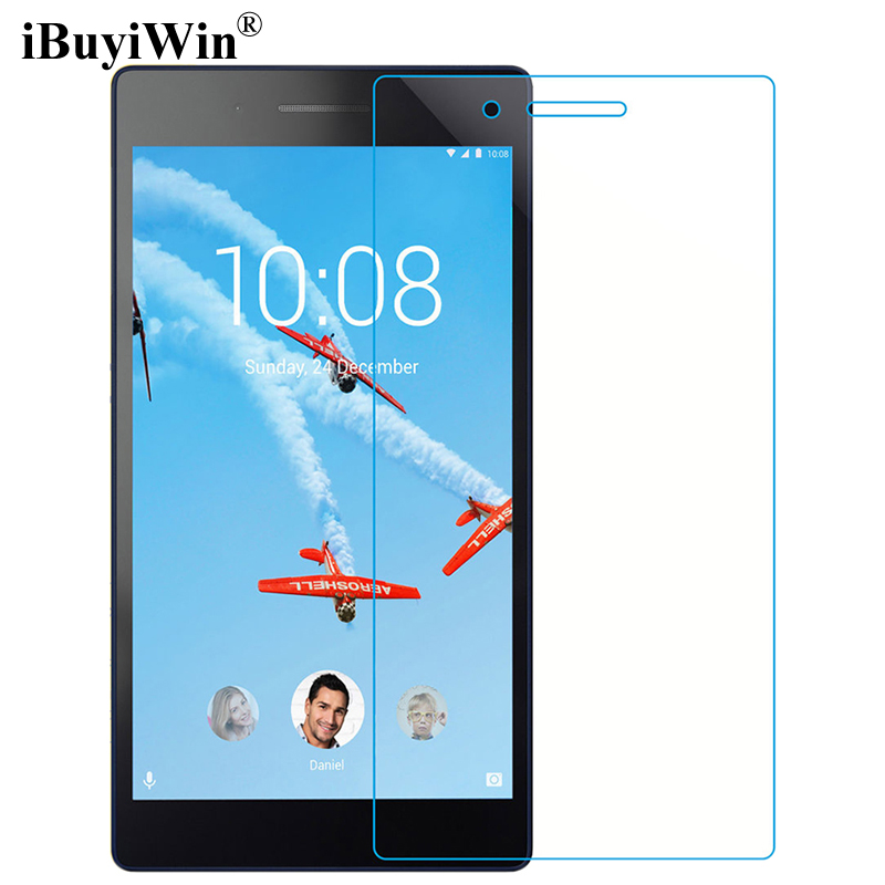 Tempered Glass for Lenovo Tab 7 Essential TB-7304F TB-7304I TB-7304X Tablet Screen Protector Film for Lenovo Tab 7 Essential 9H(China)