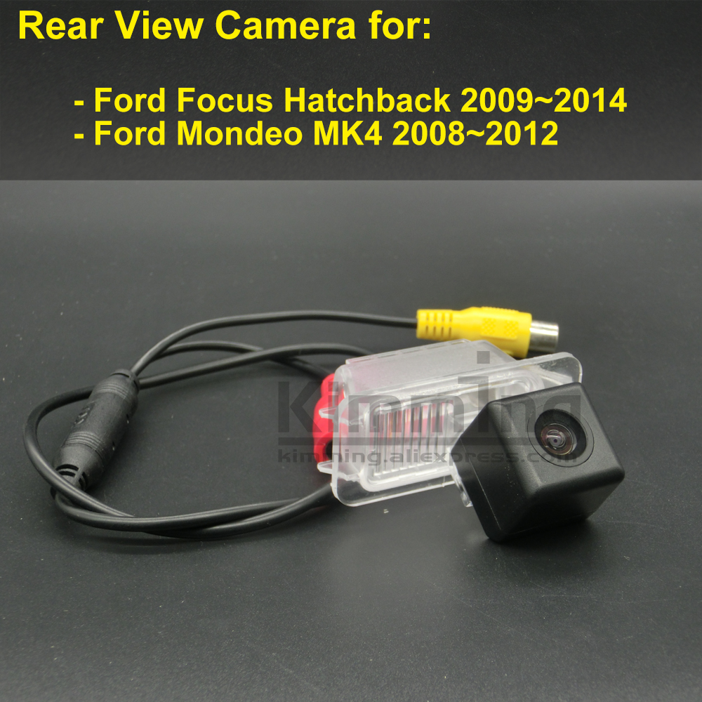 Car Rear View font b Camera b font for Ford Focus Hatchback Mondeo MK4 2008 2009
