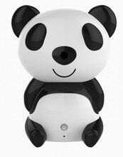 Night Vision Camera Fujikam FI-320W Cute Panda 720p HD Wireless Indoor IP Cloud Camera