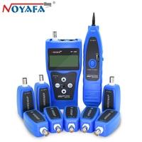 Original Blue Noyafa NF 388 RJ45 UTP STP Cat5 Telephone Wire Tracker Line Finder Diagnose Tone Tool Kit LAN Network Cable Tester