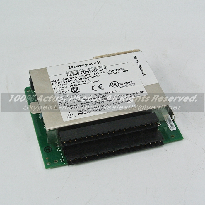 HONEYWELL HC900 900B16-0001  Used In Good Condition With Free DHL / EMS used in good condition bt 900 with free dhl ems