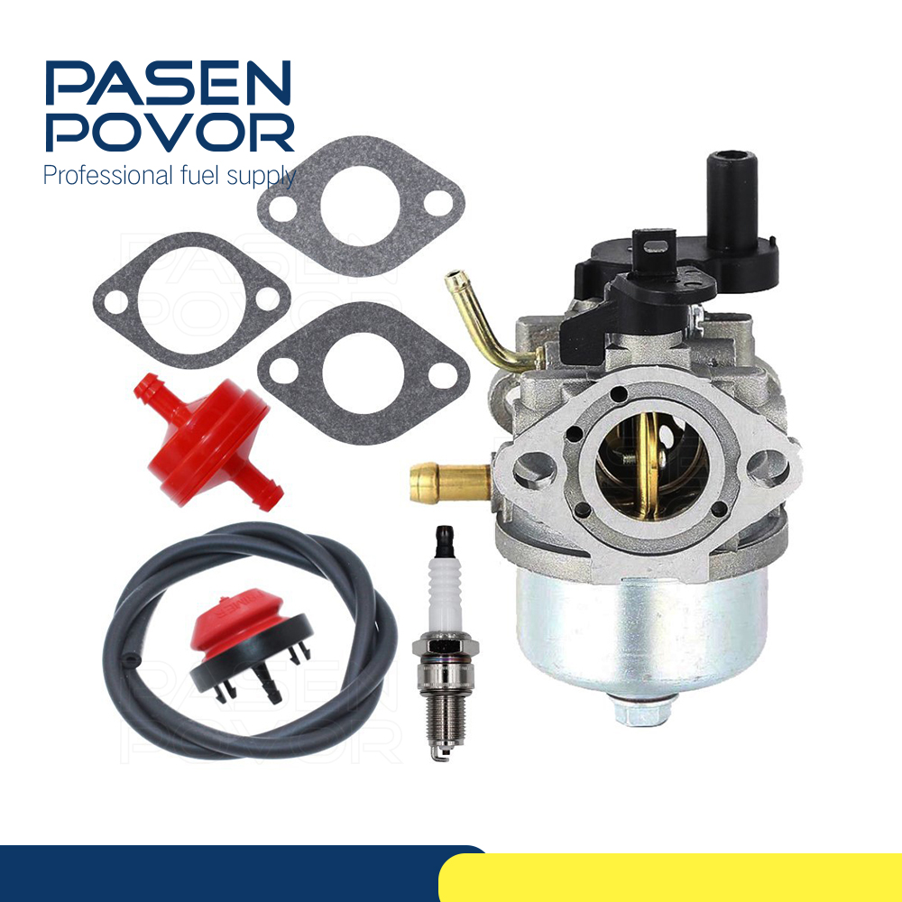 801396 Carburetor with Primer Bulb Fuel Filter Gaskets Spark Plug for  Briggs & Stratton 801233 801255 Snow Blower Thrower Toro R-in Carburetor  from ...