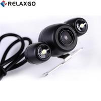 Relaxgo Upgrade HD 720 P Achteruitrijcamera Voor Auto DVR Auto Terug Camera Parking Functie Reverse Afbeelding 120 Graden Brede hoek