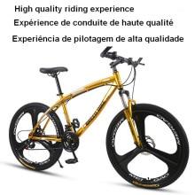 цена на Hot Sale 7/21/24/27 Speed Snow Bike 26-inch 4.0 Fat Bicycle Mechanical disc brake Mountain Bike Free Delivery