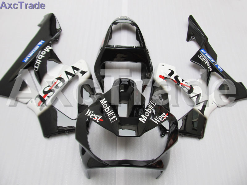 Fit For Honda CBR 929 900 RR 929RR 00 01 900 2000 2001 CBR900RR Motorcycle Fairing Kit High Quality ABS Plastic Injection Mold