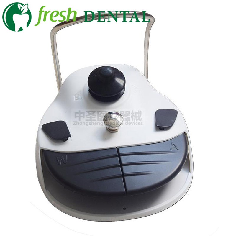 1 pc dental cadeira de multi funcao de interruptor de pe de luxo multi funcao interruptor