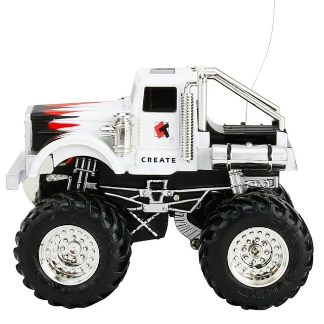 Racing Car Mini RC Off-road Vehicle 2wd Radio-controlled Electric RC Car Rechargeable Off-road Model Toys 8013 1