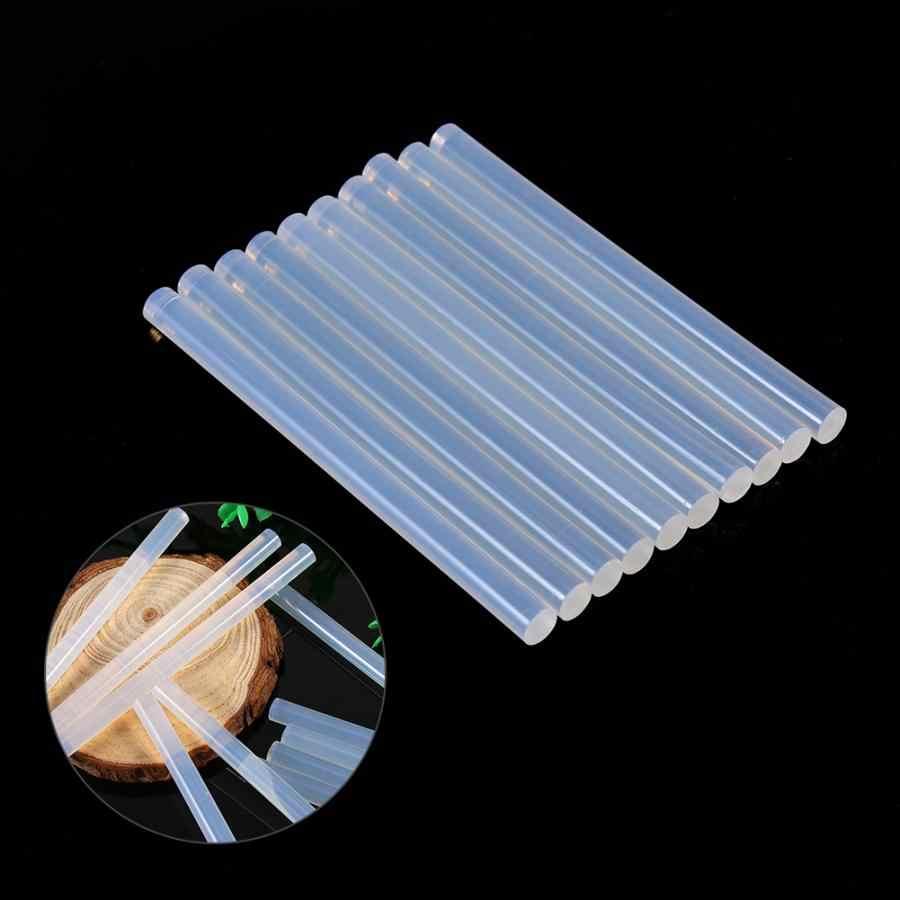 10 pcs 7mm x 100mm Hot Melt Lijm Sticks Voor Elektrische Lijmpistool Craft Reparatie Tools DIY Power tool