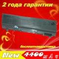 Batería del ordenador portátil para dell 312-7414 1gu75 jigu c719r h1391 ky266 rg049 tx283 p018k ky477 nm631 pt434 u844g w0x4f 0gu715 w1193