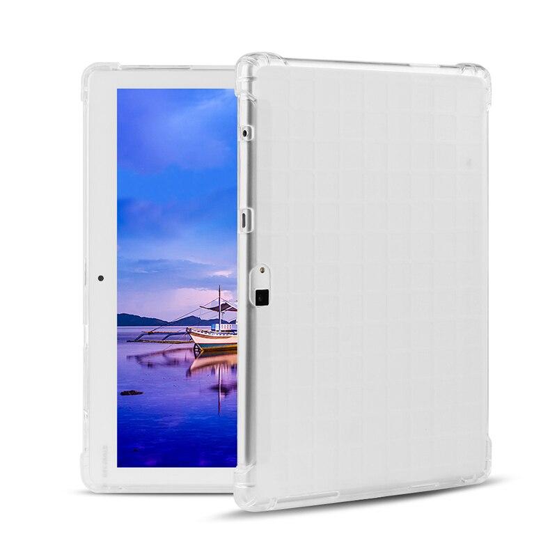 Teclast M20 / ALLDOCUBE M5 Soft TPU Case Cover Ultra thin Cover Case For ALLDOCUBE M5/Teclast M20 10.1 inch Tablet PC