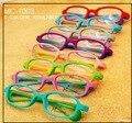 MC-1003 TR90 Memoria Flexible Kids Gafas Marco Óptico de Los Niños Dobles de Color Deportes Estilo de Las Muchachas/Muchachos Niños Marcos de Los Vidrios