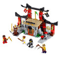 10319 SY335 Dojo Showdown Duel Ninjutsu Driving Range Bricks Toy Phantom Kids Educational Toys