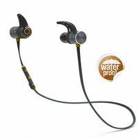 Plextone BX343 IPX5 Waterproof Wireless Bluetooth Earphone Sport In Ear Earphones With Microphone Magnetic For Cell