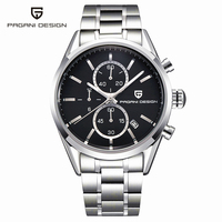 Real Men Watches Diver 30M Fashion Casual Quartz Stainless Steel Reloj Hombre 2016 Top Brand Luxury