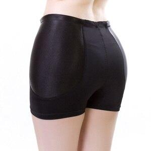 Image 3 - Fake Ass Underwear Butt Lifter Booty Enhancer Control Panties Women New Hip Up Bum Padded Push Up Buttocks Shaper
