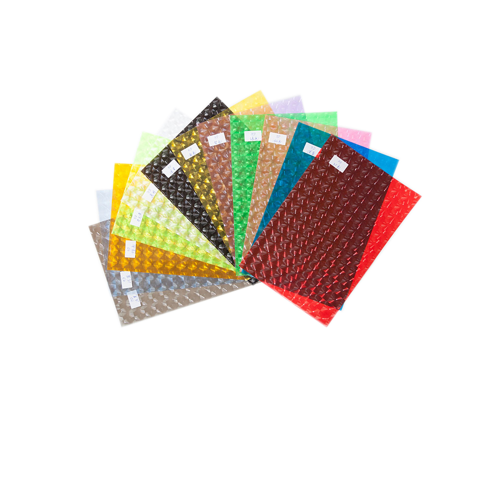 3D HD Heating Shrinkable Film Colorful Back Cover Protection Film For Vacuum Envelope Machine Coating Mobile Phone Back Cover